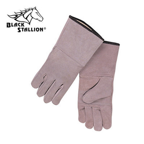 Value Split Cowhide Stick Welding Gloves