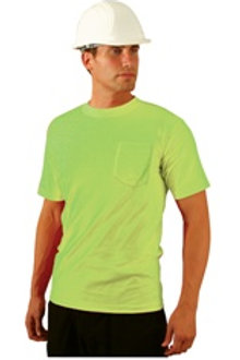 Hi Vis 50/50 Cotton T-Shirt