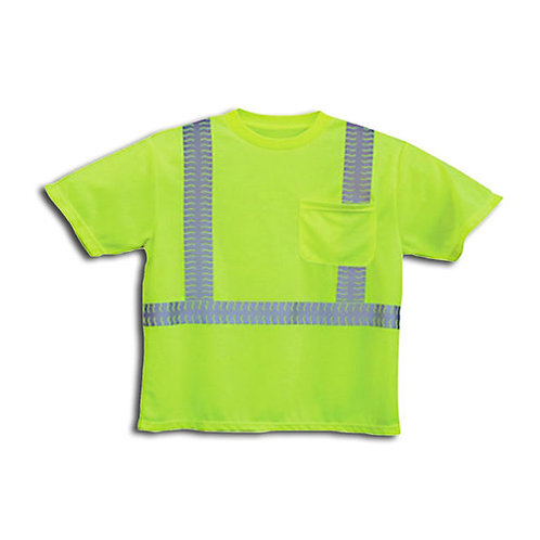 Class 2 Tread Reflective Strip Shirt