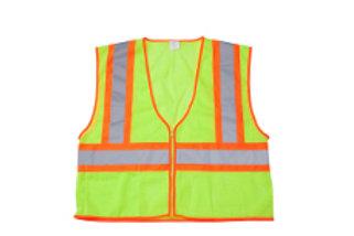 Class 2 Vest with inside pocket