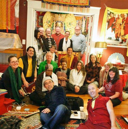Sangha Gathering