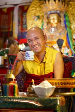 H.E. Tritsab Rinpoche