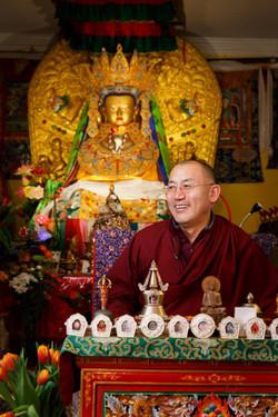 H.E. Khenchen Tsultrim Lodrö Rinpoche