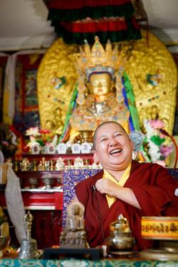 Her Eminence Mindrolling Jetsün Khandro Rinpoche