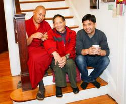 Tea and company!