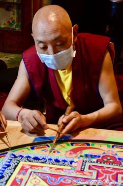 Building the Sanda Mandala