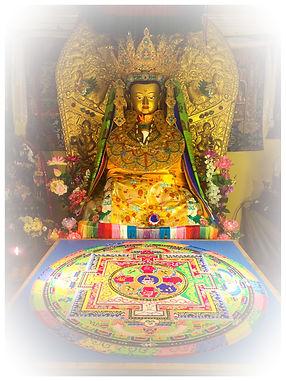 U.S. Jowo Rinpoche Statue