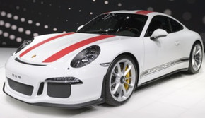 Porsche's new 911 R is the retro-inspired sports car of your dreams