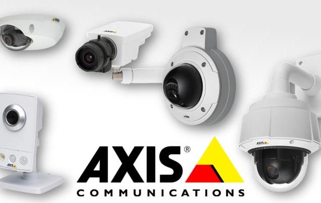 Axis Cameras