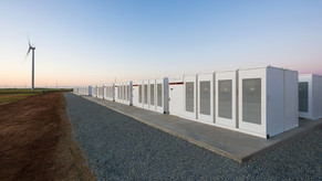 Elon Musk flips the switch on Tesla's giant Australian battery