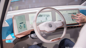 Volkswagen and LG team to create connected car platform