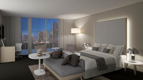 Stay in Luxury and style in the heart of downtown Miami with SmartTravel