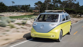 Volkswagen will bring you its buzzy next-gen electric bus in 2022