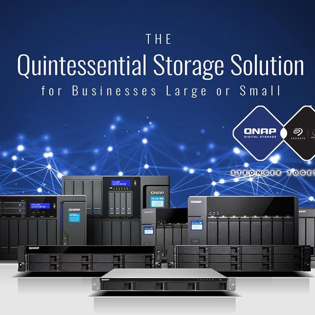 Qnap NAS Storage