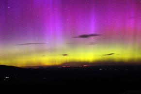 Check this Stunning Images of the Aurora Borealis Over the U.S.