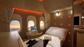 Virtual plane windows could be a thing, if Emirates has its way