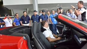 Porsche World Roadshow a Lifetime Experience