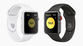 Here's how Apple Watch's new 'walkie-talkie' feature will work