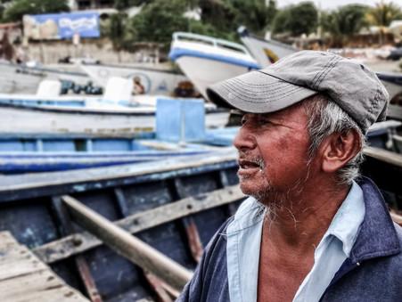 Crónicas de un pescador: Mucho trabajo, poco reconocimiento.