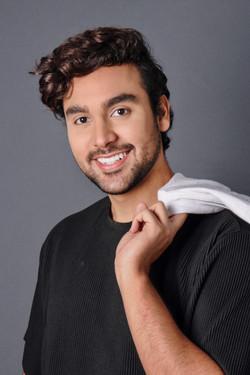 Felipe Colino Portrait