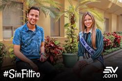 Ecuavisa Digital Felipe Colino y Karime Borja
