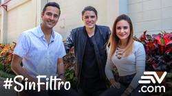 Ecuavisa Digital Felipe Colino y Johanna Fadul