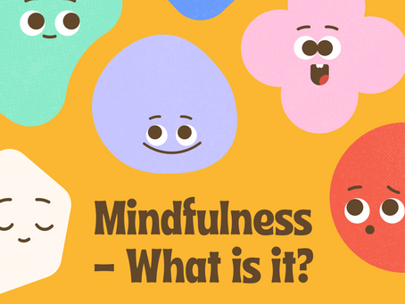 Mindfulness - What is it?