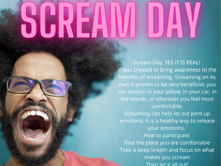 Scream Away!