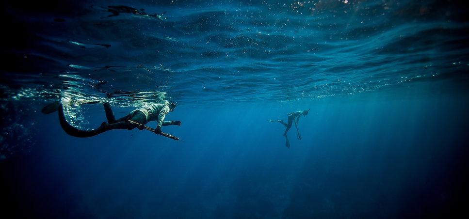 Spearfishing classes on maui