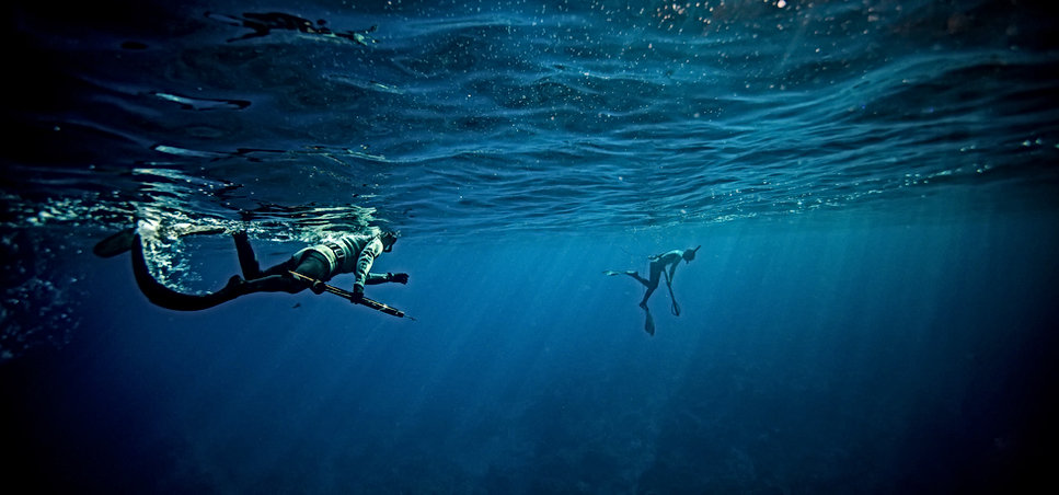 Spearfishing classes on maui