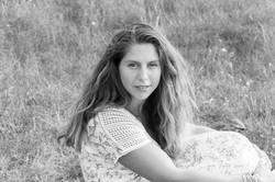 Photographe portrait noir et blanc