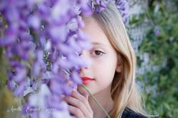 Portrait enfant antibes