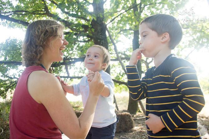 Les Mercredis en famille : pourquoi pas une séance photo pour s'amuser ?