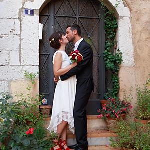Mariage de Marion et Cyrille