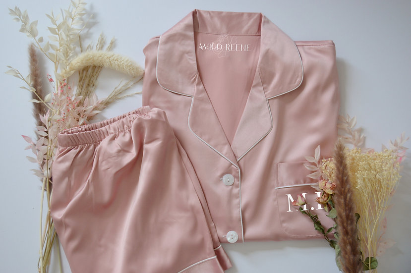 Rose Lemonade PJ Set