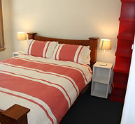 Bedroom Two Tui Cottages