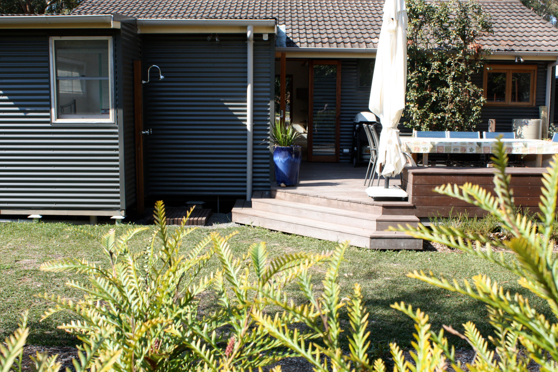 Tui Cottages - House and Detached Cottage