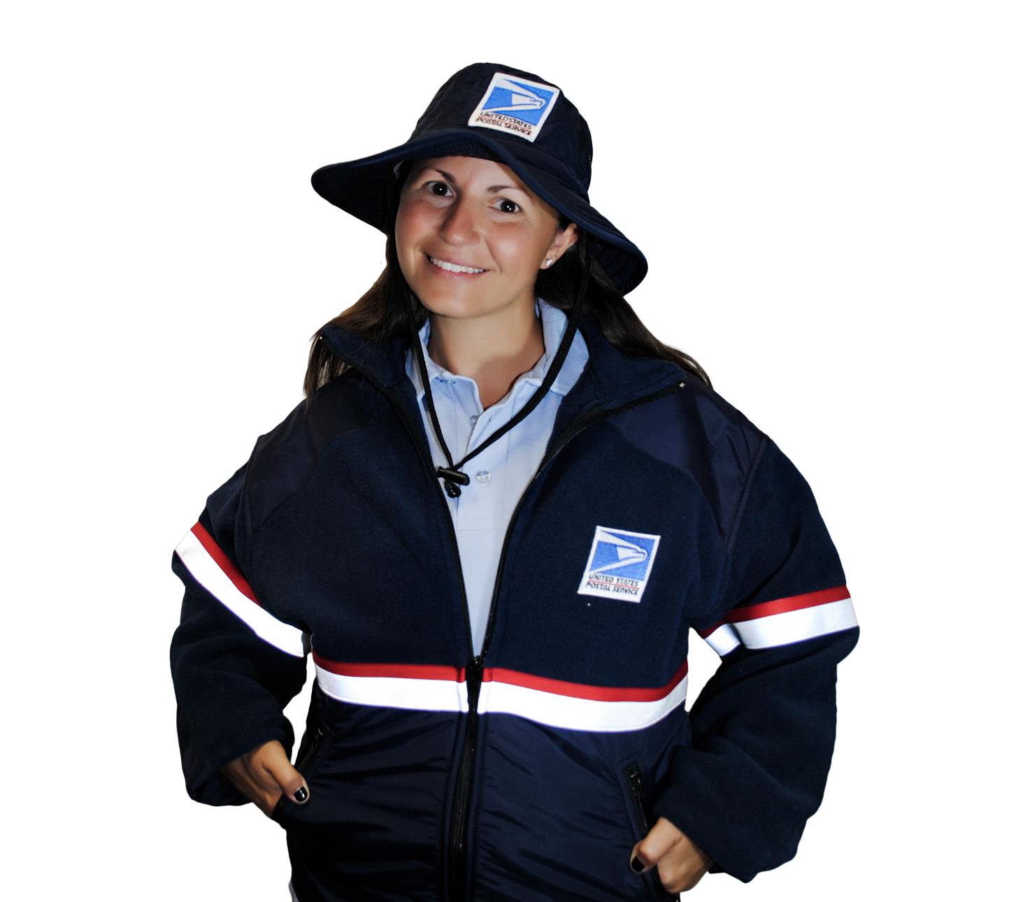 Postal Worker Uniform 87
