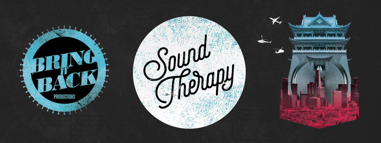 Sound Therapy Cover