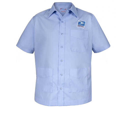 Shirt Jac Men's Letter Carriers and MVS Operators - ASA 8071