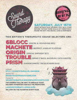 Sound Therapy 1