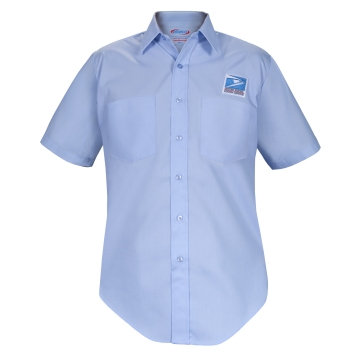 LETTER CARRIERS SHORT SLEEVE SHIRT- WOMEN'S - ASA9032