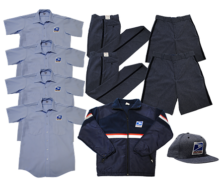 Men's Letter Carrier Bundle #3