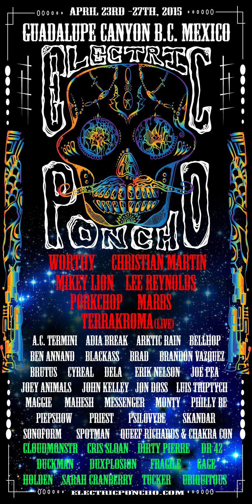 PonchoFlyer2015