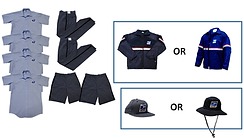 Postal Uniform Bundles