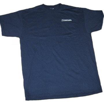 T-Shirt Navy w/ Pocket Unisex - ASA 6248