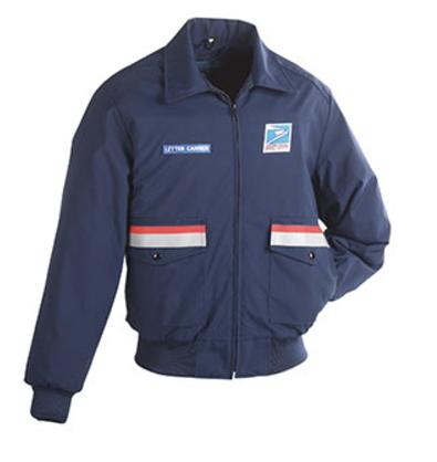 Postal Uniform - Bomber Jacket with Zip-Out Liner - Unisex