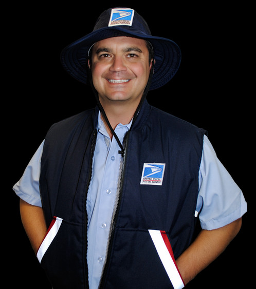 letter carrier insulated vest