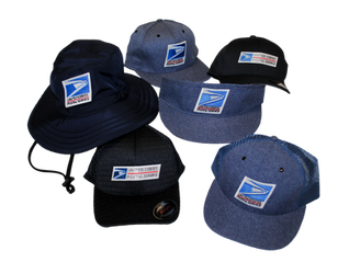 Postal Uniform Hats
