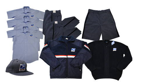 mens letter carrier bundle 1 cca approved postal uniforms usa 30 off retail